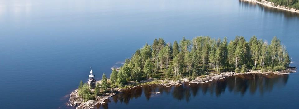 Озеро Выг